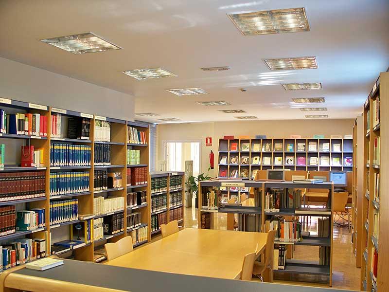 Mejor prestamo personal home for Biblioteca uned